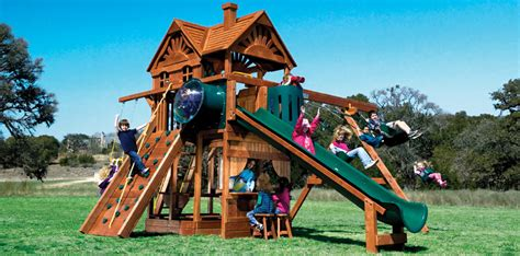 Backyard Discovery Slide Backyard Discovery Woodridge Playset Reviews On Top