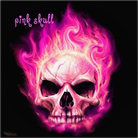 Wallpaper Skull Pink | pink skull wallpapers wallpaper cave