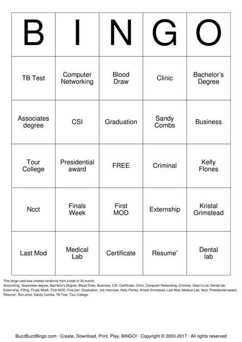 printable lab week games custom bingo cards to download print and customize