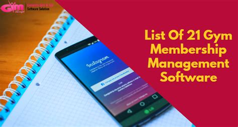 Fitness Management Software 5 by List Of 21 Membership Management Software