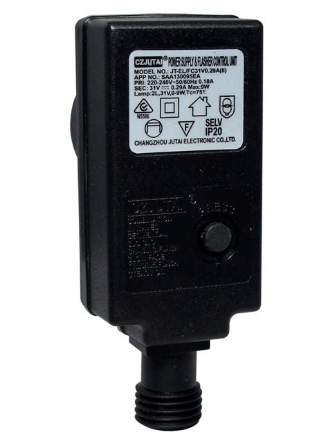 lighting connect transformer power source only