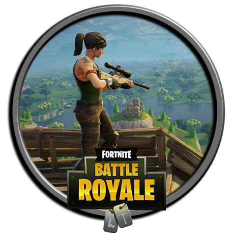 discord fortnite fortnite round icon for whoever needs likes it fortnitebr