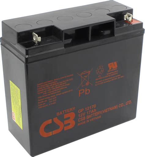 Baterai Ups 12v 17ah csb gp 12170 ups 12v 17ah