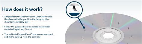 Memorex Laser Lens Cleaner For Dvd digital innovations 4190200 cleandr for dvd