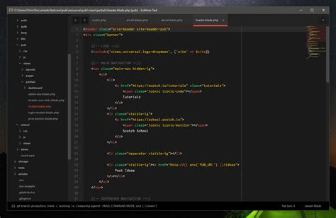 sublime text 3 white theme the best sublime text 3 themes of 2014 scotch