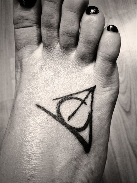 elder wand tattoo harry potter elder wand invisibility cloak and the