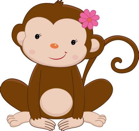 clipart monkey monkey clip black and white images