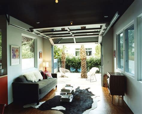 garage converted into a beautiful convert garage into living space large and beautiful