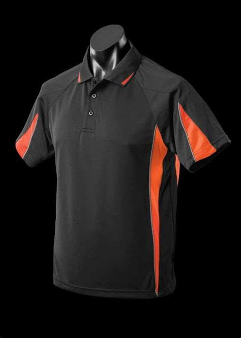 Polo Shirts   Mens : Mens Eureka Polo Shirt   The Uniform