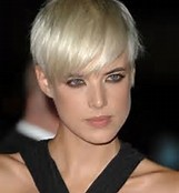 Agyness Deyn Pixie Hairstyle