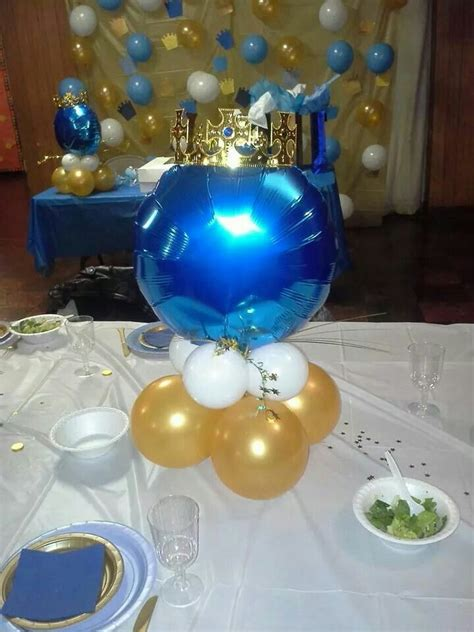 royal baby shower centerpieces baby shower ideas