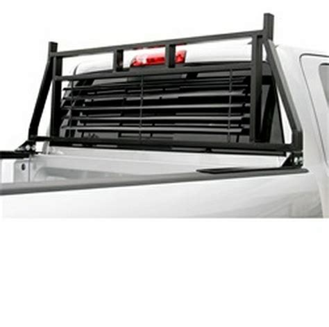 Chevy Headache Rack by Chevy Gmc Headache Rack Louvered 88 13 Silverado