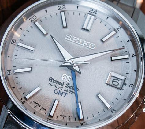 Grand Seiko Hi Beat 36,000 GMT Watch Hands On   aBlogtoWatch