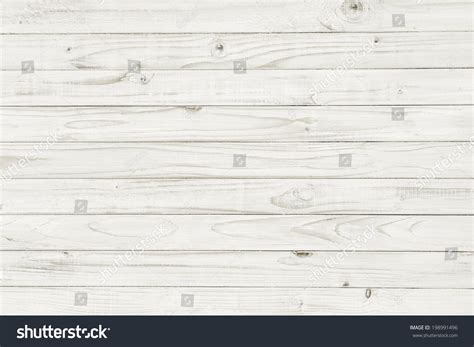 Vintage White Wooden Background Top Stock Photo