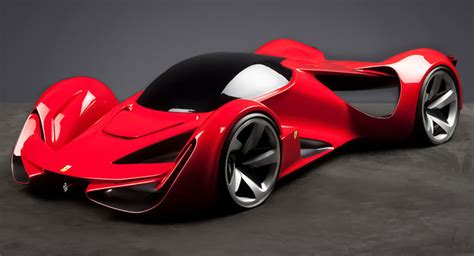 Ferrari Shows Us The Future With Design Concepts