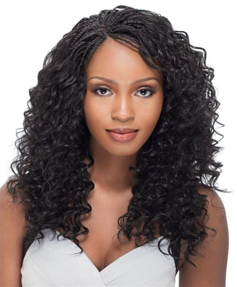 black braids hairstyles for women wet and wavy box braids wavy get box braids or wet n wavy tree