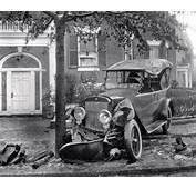 Vintage Car Accidents