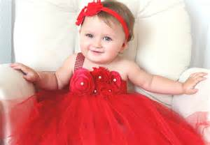 Tutu dress for baby girl first birthday first christmas 6 18 months