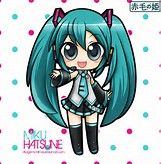 Chibi Hatsune Miku Funny