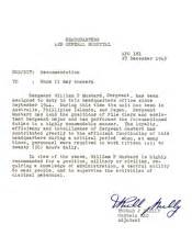 Letter of recommendation air force letter of recommendation