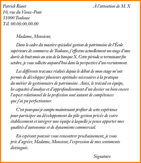 Lettre De Motivation Doctorat Anglais 11 Lettre De Motivation Post Bac Lettre De Preavis