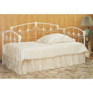White Metal Daybed White Princess Daybed Day Bed Metal Frame