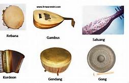 alat musik tradisional riau kepulauan riau alat musik tradisional ...