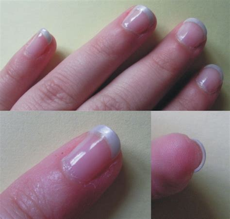 Gel Nagel Tips by Test F 252 R Die N 228 Gel Essence Studio Nails Better Than