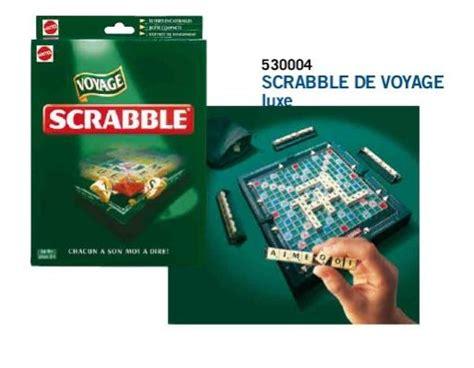 scrabble voyage ludicbox scrabble de voyage luxe jeux traditionnels