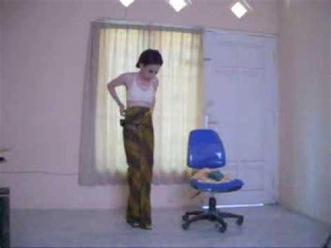 Kain Batik Pekalongan 234 cara memakai kain wiron 1
