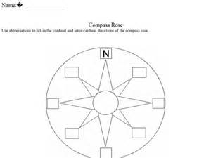 Printable Compass Template by 7 Best Images Of Free Printable Compass Compass