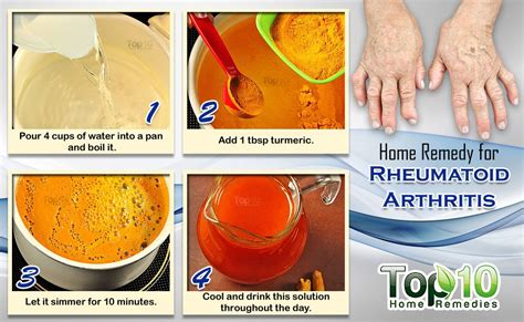 home remedies for rheumatoid arthritis top 10 home remedies