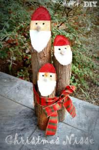 Christmas Home Decor Crafts by Easy Diy Christmas Decor