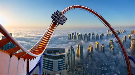 theme park with most roller coasters top 5 deadliest roller coasters you wont believe exist
