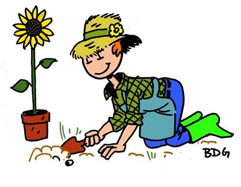 le jardinage bout de gomme
