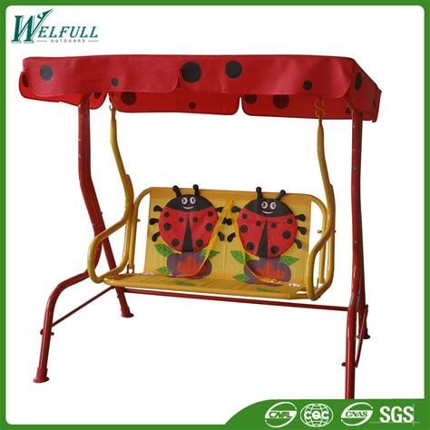 child canopy swing modern swinging chair patio canopy swing kids indoor swing