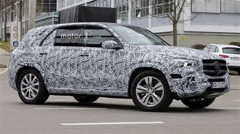 Gle Mercedes 2019 by 2019 Mercedes Gle Spied Inside And Out