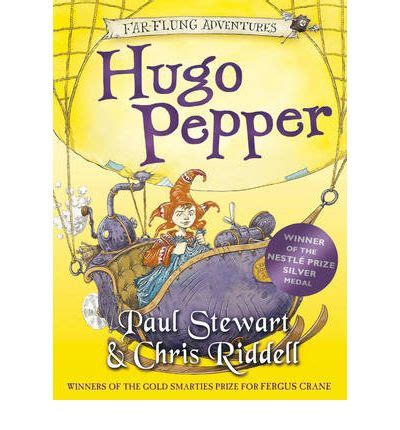 fergus crane far flung adventures hugo pepper riddell 9780440866961