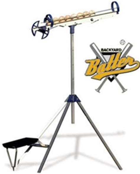 backyard batter backyard batter soft toss machine sport and pro models