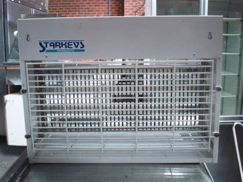 Commercial Kitchen Insect Zapper sold starkeys ds415 bug zapper sold commercial