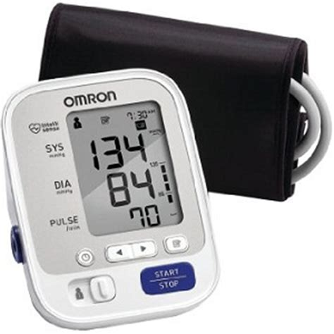 omron arm blood pressure monitor