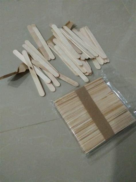 Diy Bahan cara buat rak diy dari batang aiskrim untuk hiasan dinding