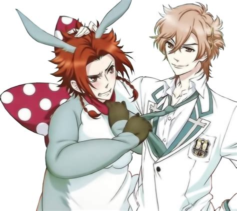 fuuto brothers conflict brothers conflict yuuske and fuuto render by fashion