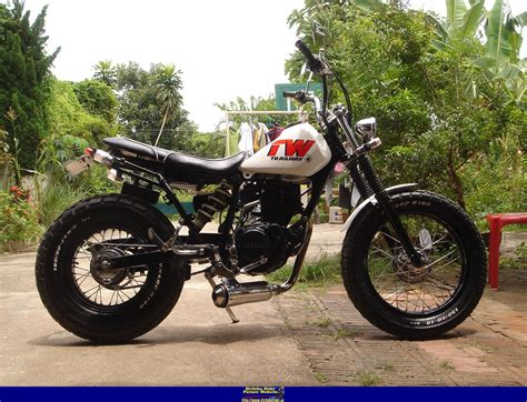 Motorrad Yamaha Tw200 by Yamaha Tw 200 Photo 04 Classic Bike 250 125