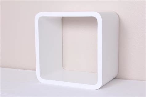 white box wall shelves best decor things