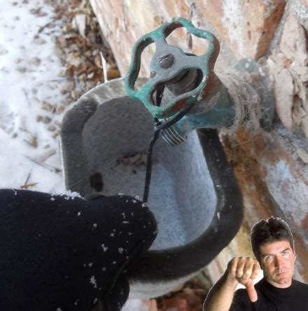How To Keep Outside Faucets From Freezing by Free Faucets Paperblog