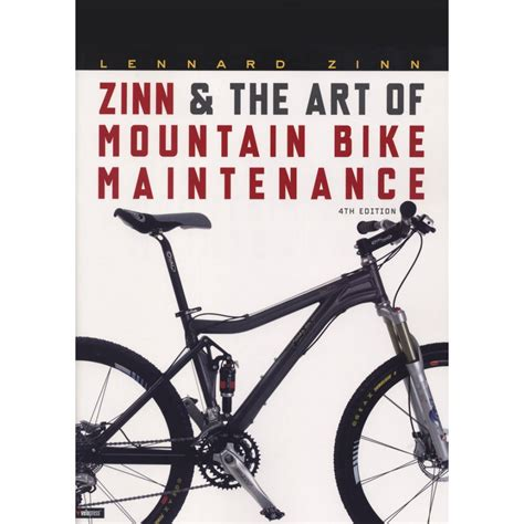 Mountain Bike Maintenance velo press zinn and the of mountain bike maintenance