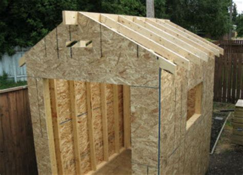overcoming shed building problems