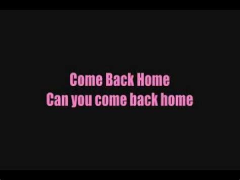 2ne1 come back home color coded lyrics