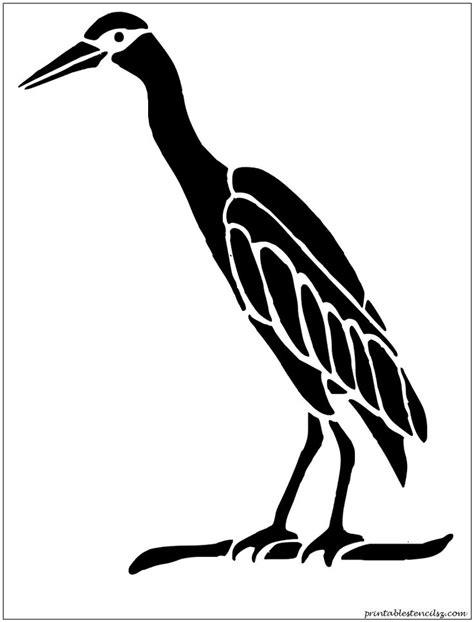 printable stencils of birds birds printable stencils stencils pinterest